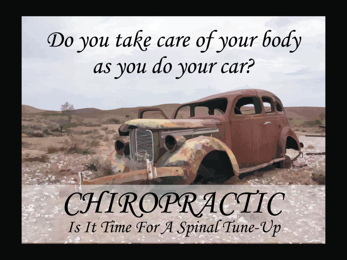 spinal tune up chiropractic poster 18 x 24. Black Bedroom Furniture Sets. Home Design Ideas